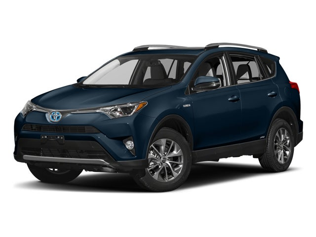 2018 Toyota RAV4 Hybrid XLE - Toyota dealer serving Colonie NY – New and Used Toyota dealership ...
