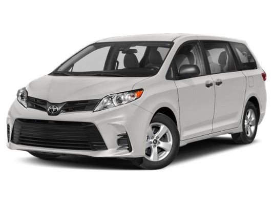 2019 Toyota Sienna Le 8 Penger In Colonie Ny Lia Of