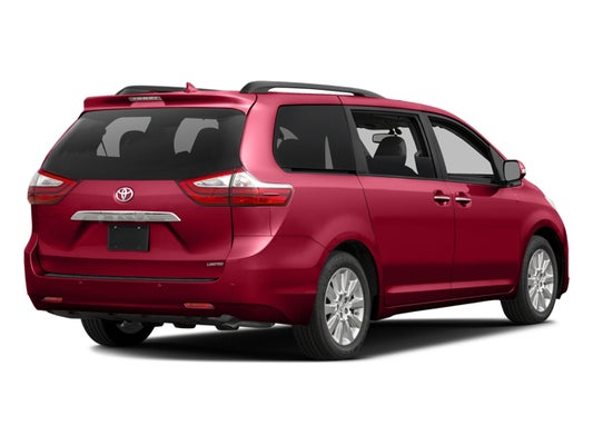 2017 Toyota Sienna Limited Premium 7 Penger In Colonie Ny Lia Of