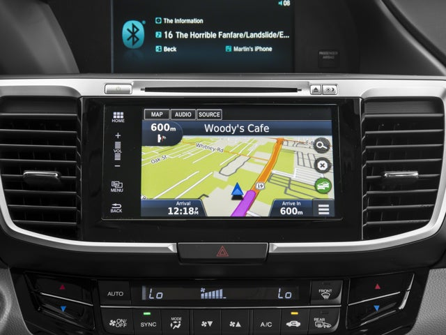 2016 Honda Accord Ex L W Navigation And Sensing In Colonie Ny