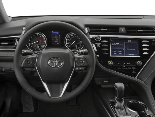 2018 toyota camry xse - toyota dealer serving colonie ny – new and