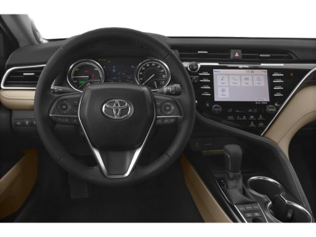 2019 Toyota Camry Hybrid Le Toyota Dealer Serving Colonie Ny New