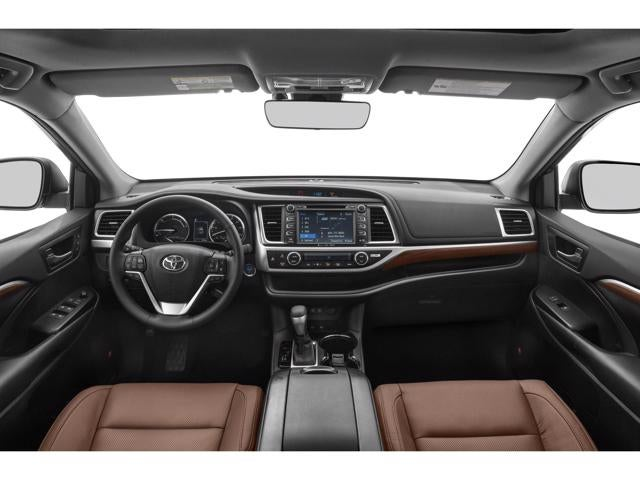 2019 Toyota Highlander Hybrid Xle Toyota Dealer Serving Colonie Ny