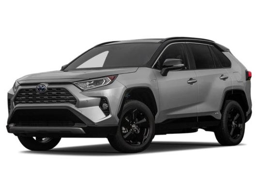 2019 Toyota Rav4 Hybrid Xse In Colonie Ny Lia Of