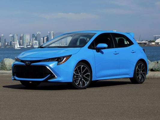 2019 Toyota Corolla Hatchback Se In Colonie Ny Lia Of