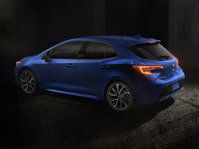 2019 Toyota Corolla Hatchback Xse Toyota Dealer Serving Colonie Ny