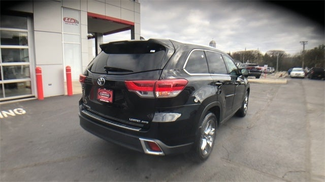 2018 Toyota Highlander Limited Platinum In Colonie Ny Lia Of