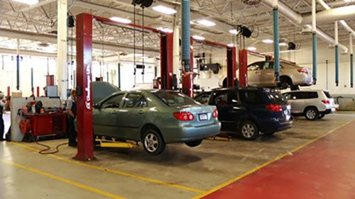 About Our Toyota Dealership Serving Colonie Schenectady